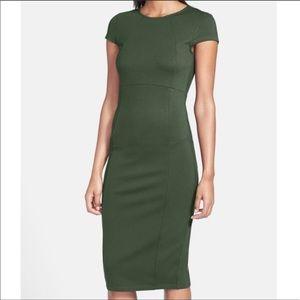 Felicity & Coco Kelly Green Dress Size S